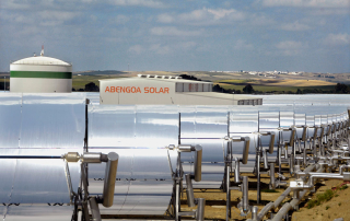Abengoa-Solar-worlds-largest-concentrated-solar-thermal-plant